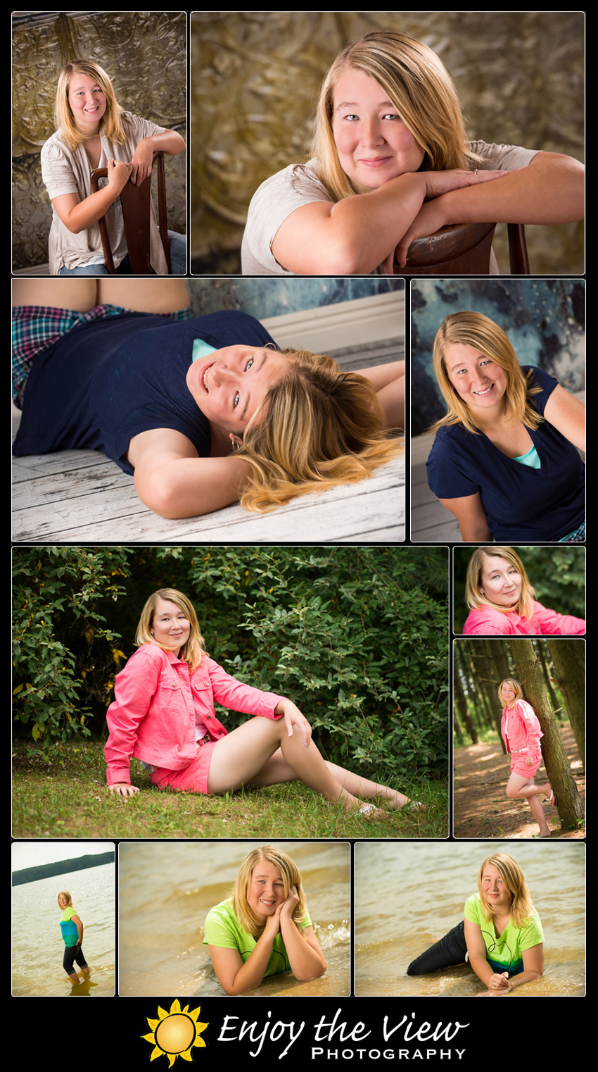 Jessica Davison Senior, Class of 2014 {Clio Senior Photographer