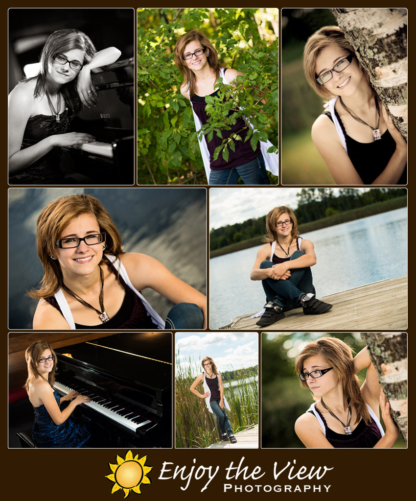 Heather, Senior Class of 2014 {Clio Senior Photographer}