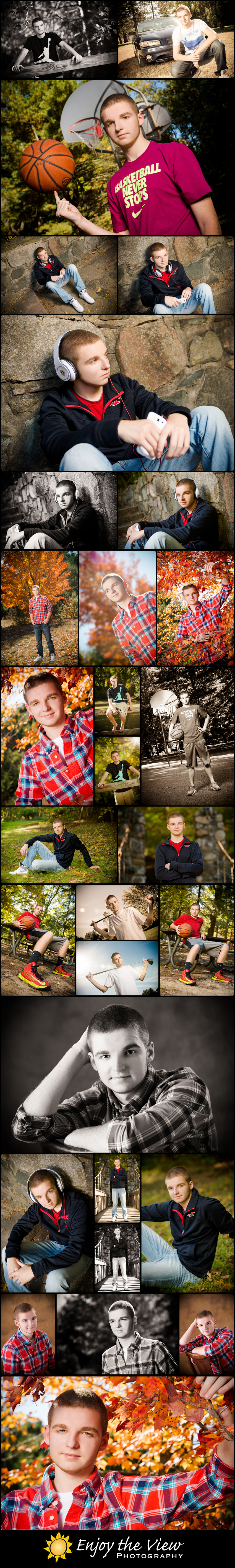 Dillon, Senior Class of 2014 {Clio Senior Photographers}