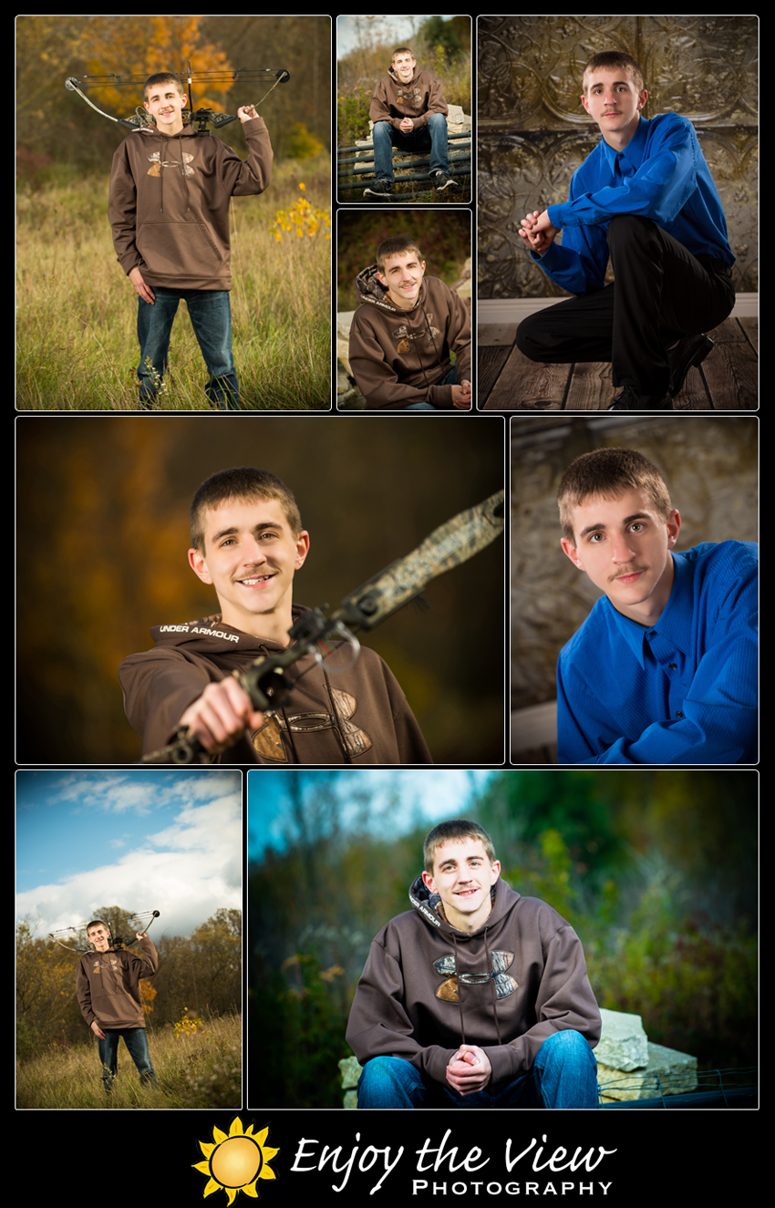 Tyler Class of 2014 {Clio Senior Photographers}
