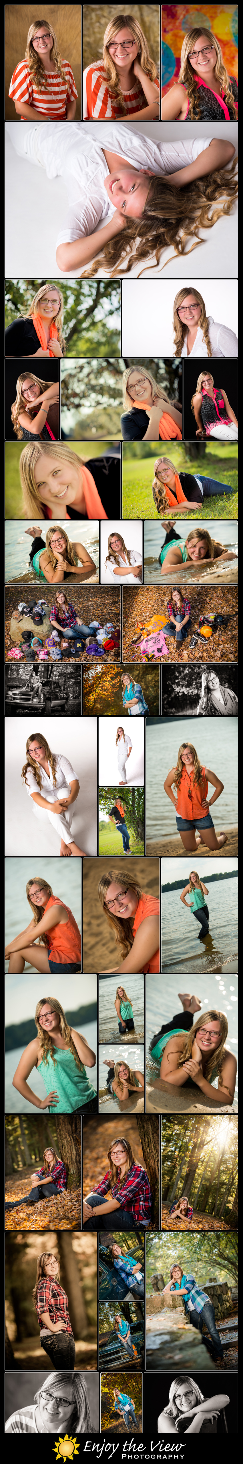 Jessica Class of 2014 {Clio Senior Photographer}
