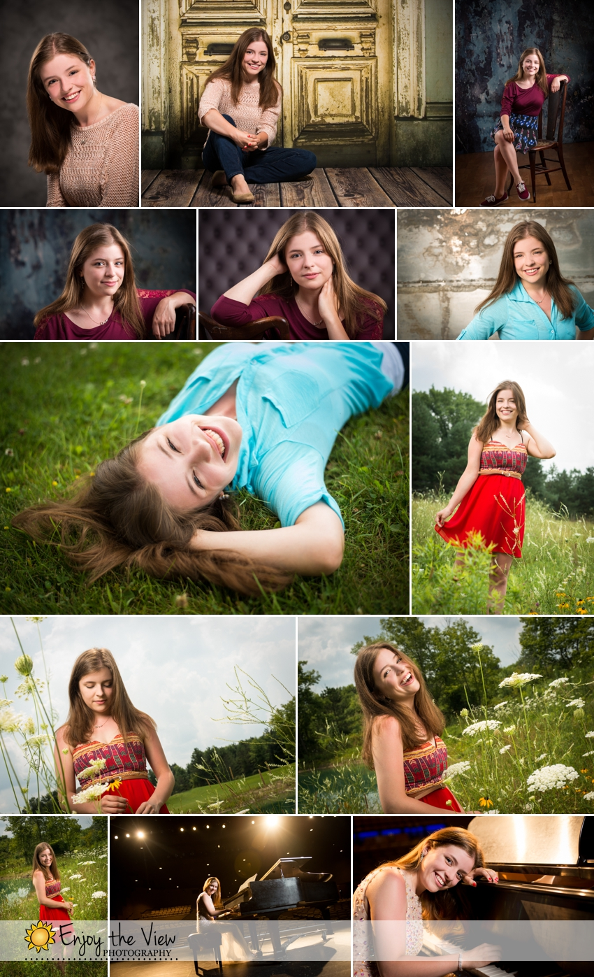Class of 2015, Class of 2015 Girl, Clio Photographer, Clio Senior Photographers, clio studio, Flushing Highschool Stage Photos, Girl Senior, Indoor/Outdoor Session, Senior, senior girl, Senior Girl Photography, Senior Girl with Piano, Senior Photographers, senior photos, Senior Photos on Stage, studio in Clio