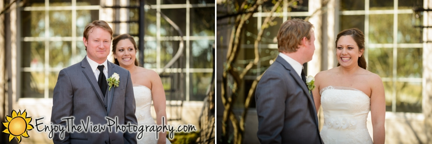 Happy Anniversary Katie & Danny! {Clio Wedding Photographers}