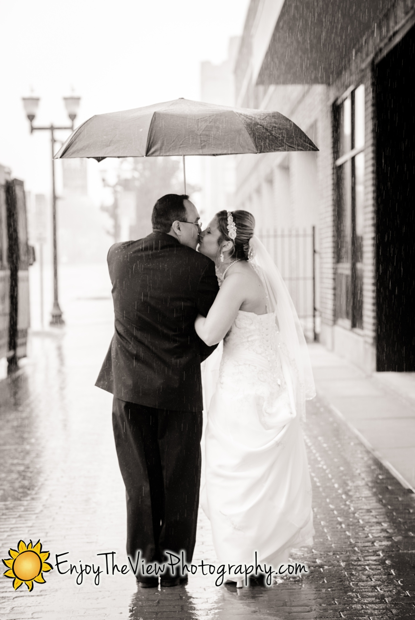 Happy Anniversary Marissa & Deon! {Clio Wedding Photographers}