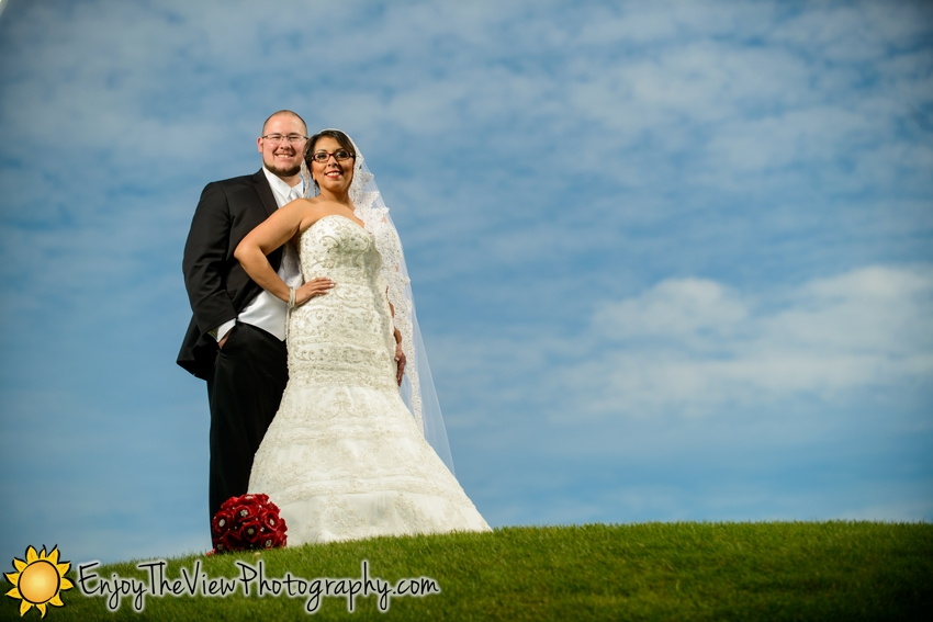 Happy Anniversary Delilah & Michael! {Clio Wedding Photographers}