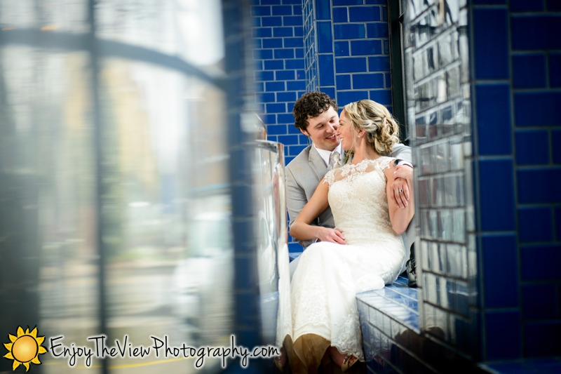 Happy Anniversary Lyndsey & Josh! {Clio Wedding Photography}