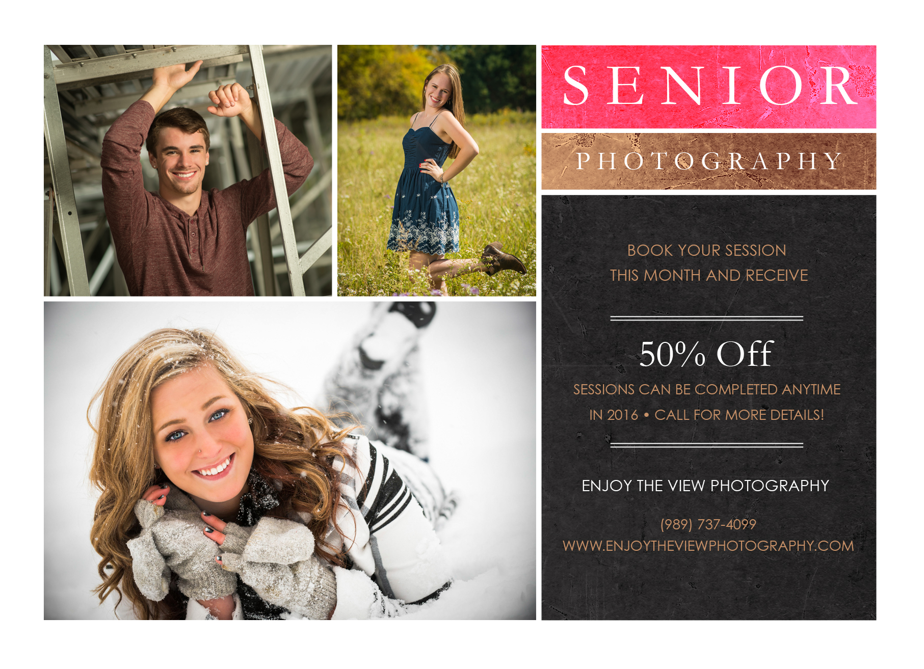 Class of 2017! {Clio Senior Photographers}