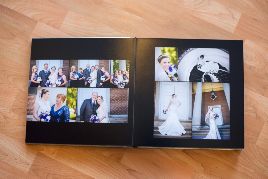 enjoy the view photography wedding album