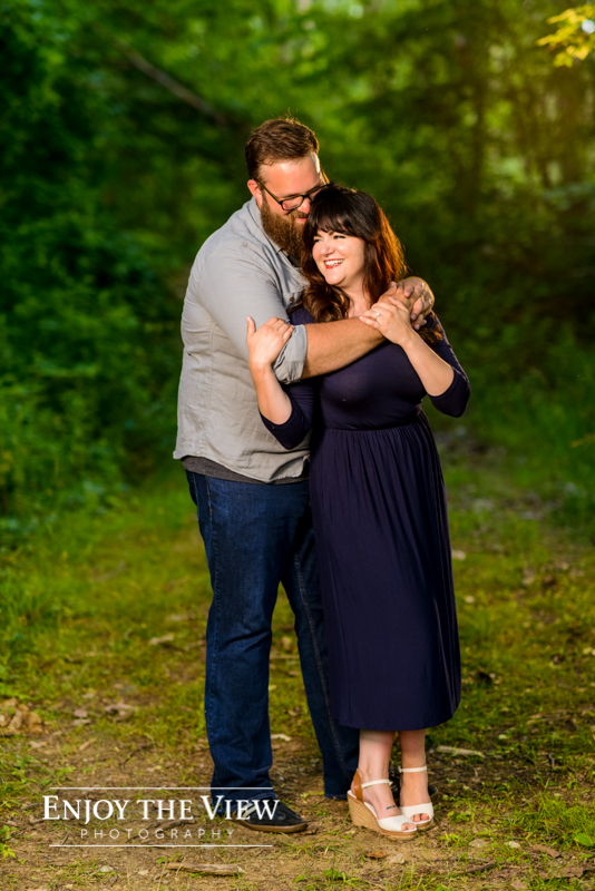 Engagement photography Michigan