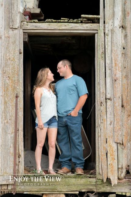 Midland Engagement Photos