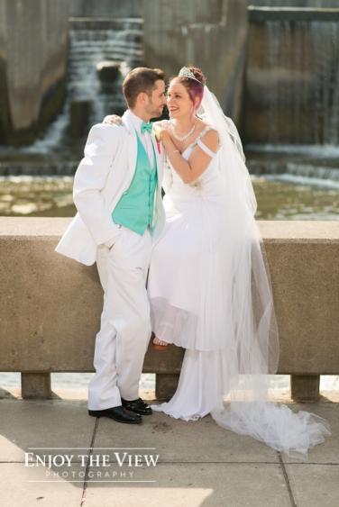 flint wedding photographer