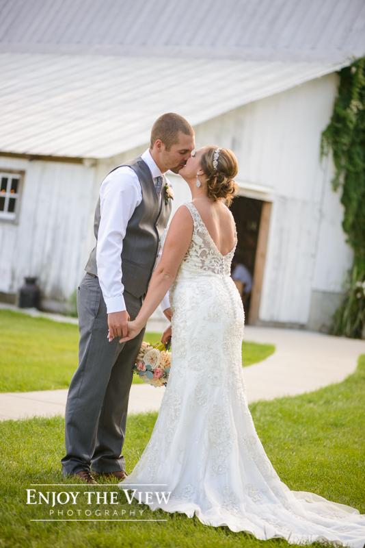 Milestone Barn Wedding