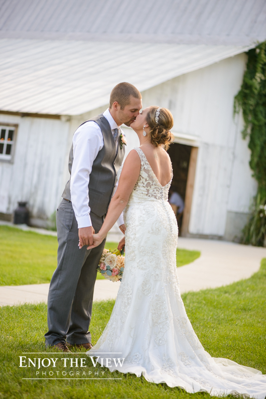 Milestone Barn Wedding