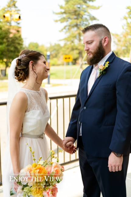 Flint Farmers Market wedding