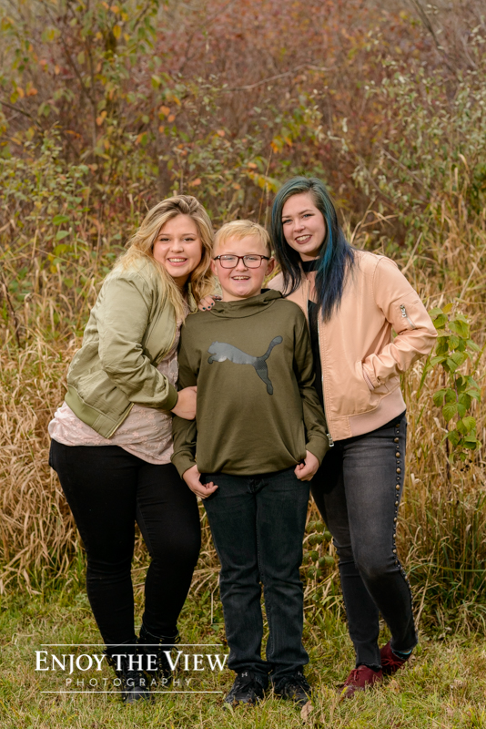 family pictures near frankenmuth