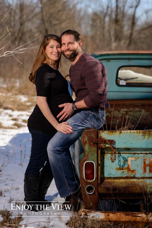maternity photos near clio mi