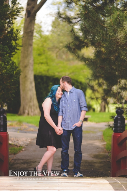 saginaw engagement session