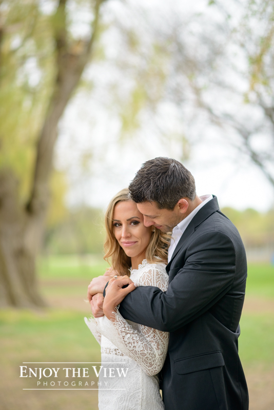 frankenmuth engagement photos
