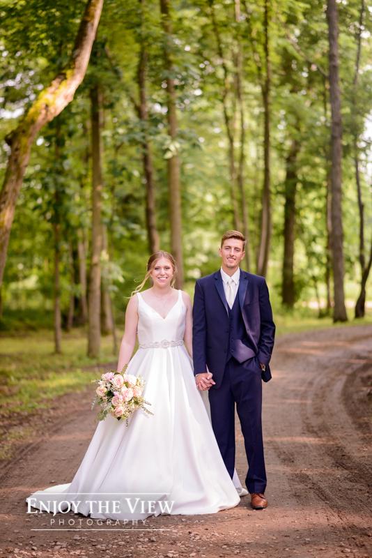 wedding photography howell mi