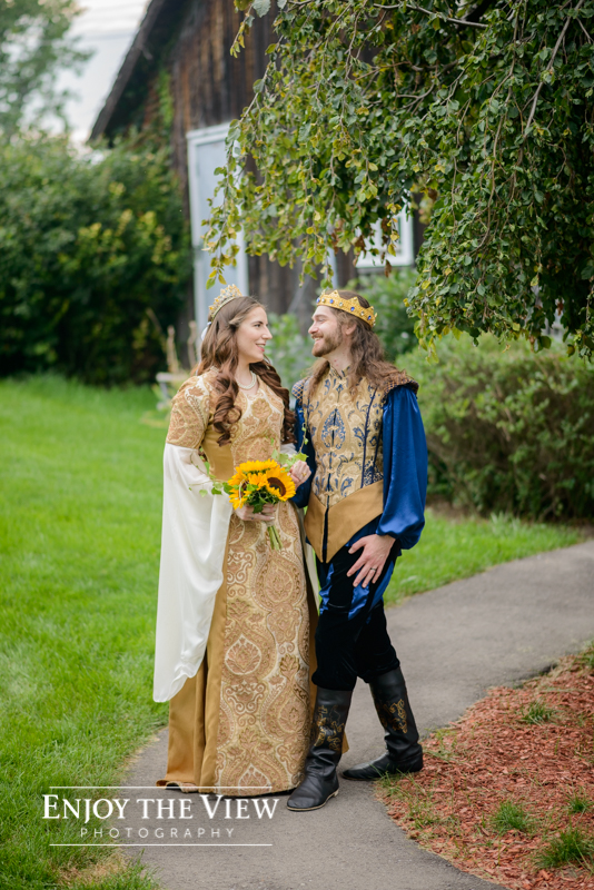 frankenmuth renaissance wedding