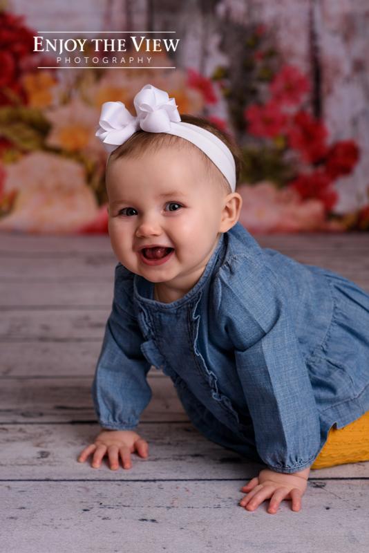mid-michigan baby photographer