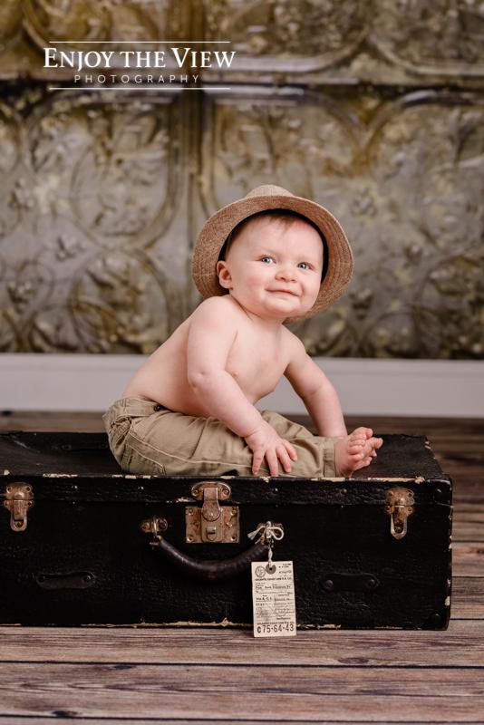 flint mi baby photographer