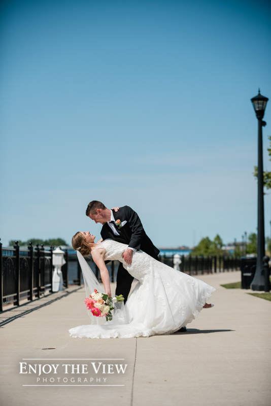 Bay City Wedding Photography