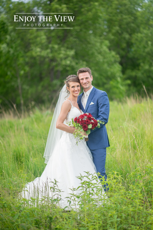wedding photographers near brighton mi