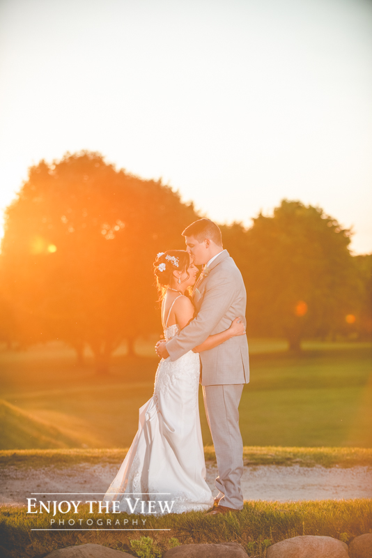 dunham hills golf club wedding