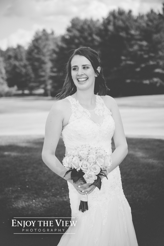 wedding photographers near west branch mi