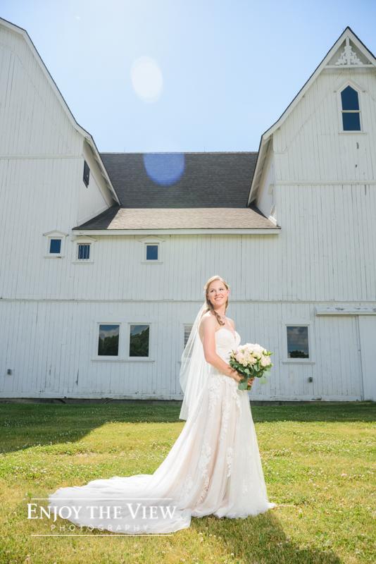 Ellis Barn Wedding